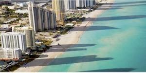 Miami Shrinking Coastline